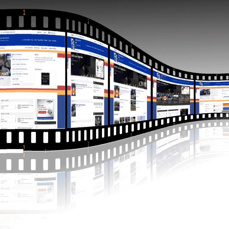 Web Site Design Change