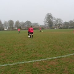 Vs Pepperpot Utd 2010/2011