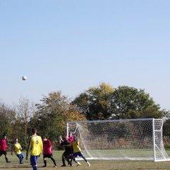 Highfield OB Reserves 2011/2012