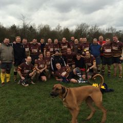 The Vets Victorious Return ! 06/02/2016