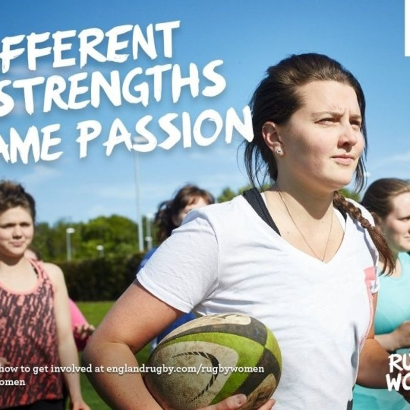Coming soon to Mill Hill RFC! Women's rugby set to return!
