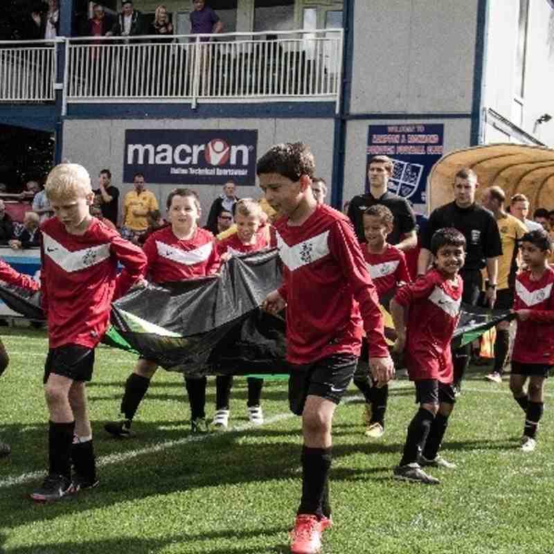 Hampton & Richmond Borough FC 1-3 Maidstone United FC