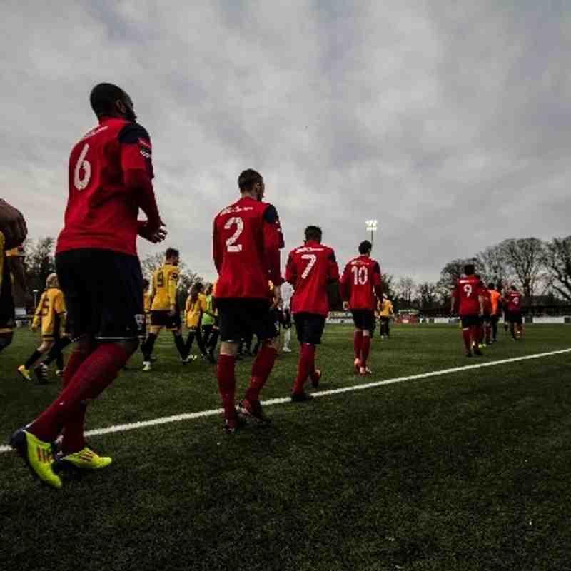 Maidstone United 7-2 Hampton & Richmond Borough