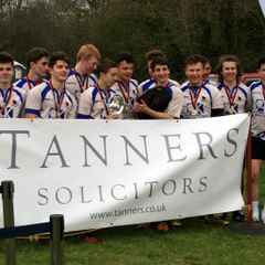 Gordano Colts Win the Cirencester 7s