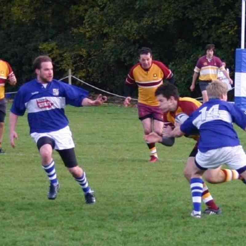 5ths vs Hampsted 30/10