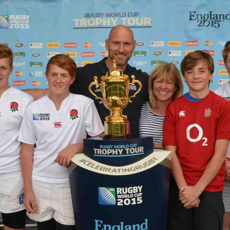 Rugby World Cup Family Fun Day