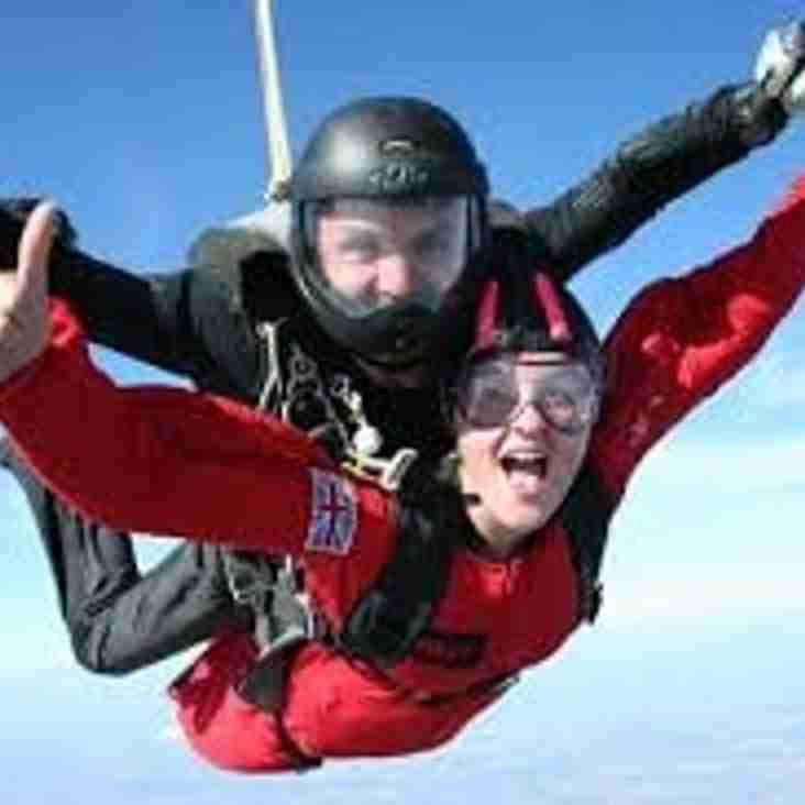 Charity Sky Dive?
