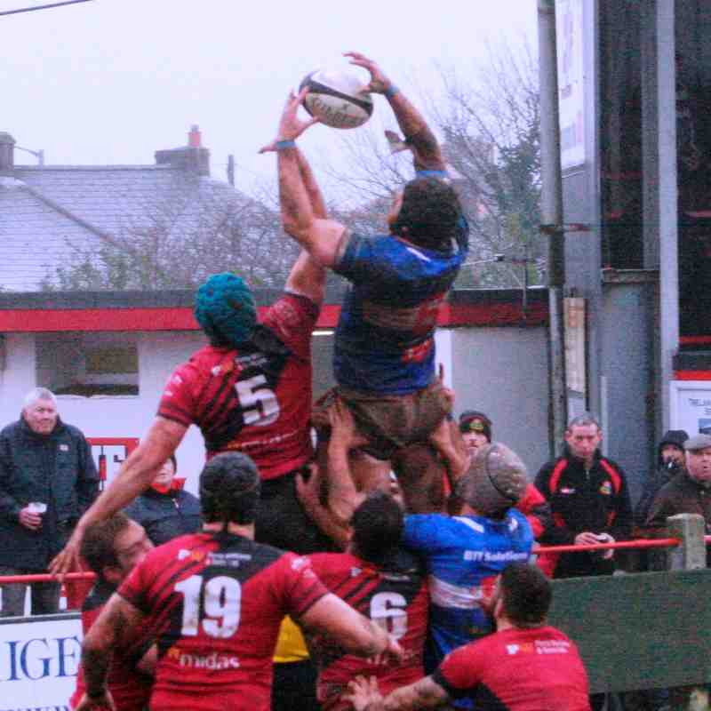 vs Redruth Jan 16
