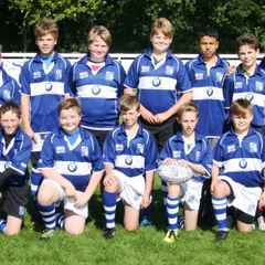 Season review for the U13 A team
