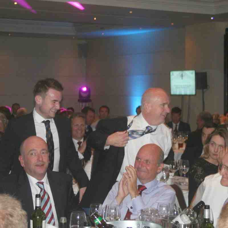 National Rugby Awards Dinner 2016