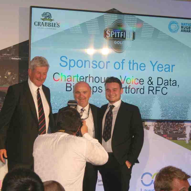 National Rugby Awards Dinner 2016