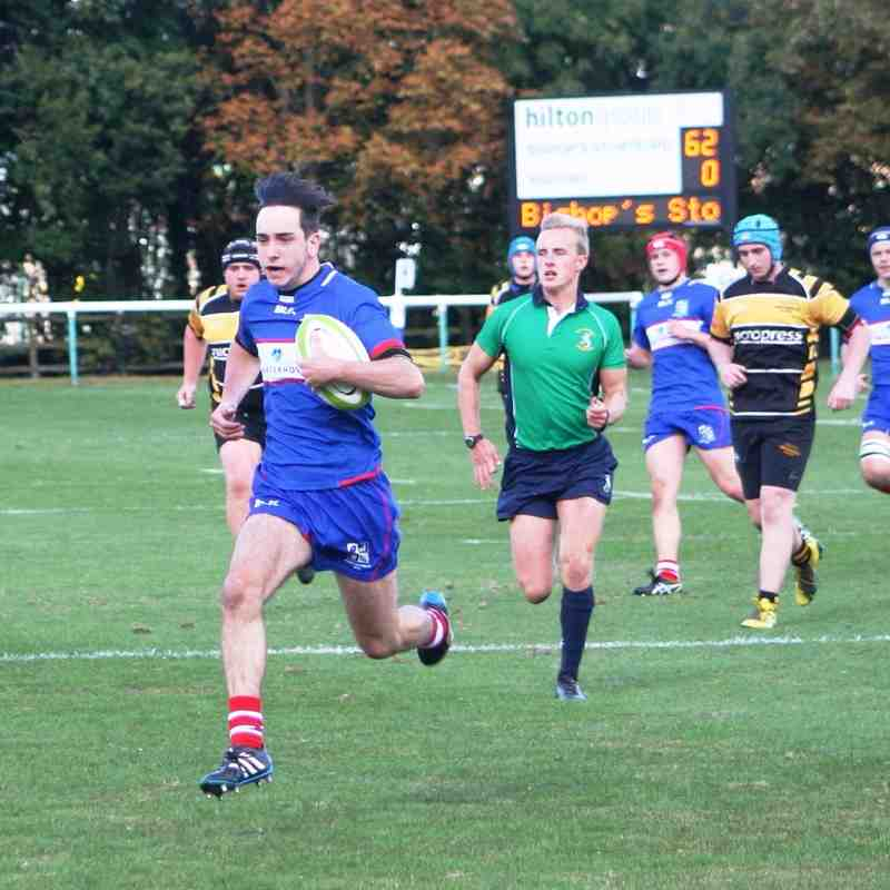 Colts vs Southwold Oct 16