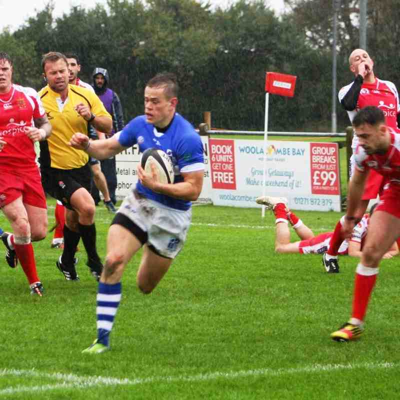 Vs Barnstaple A Oct 2016