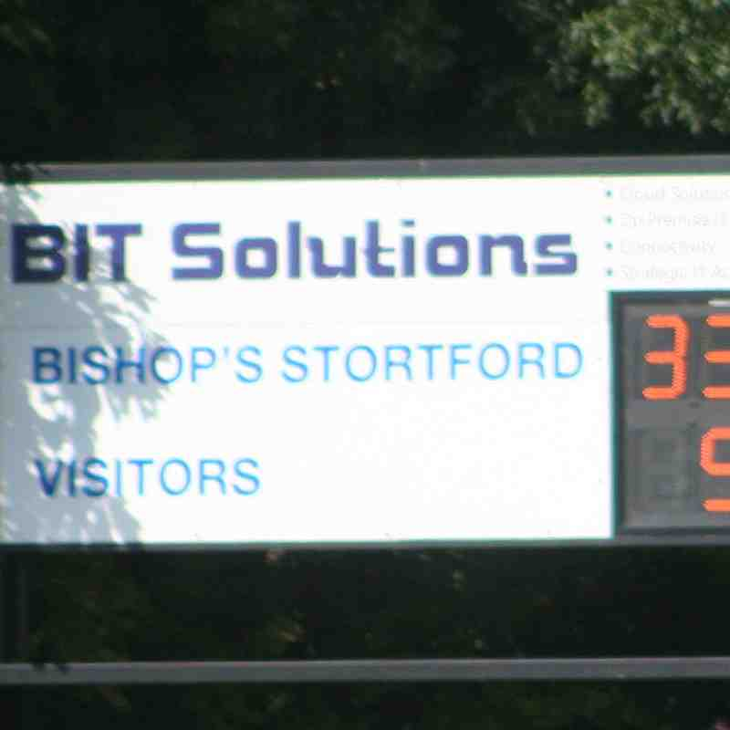 Bury St Edmunds Pre-season Aug 17