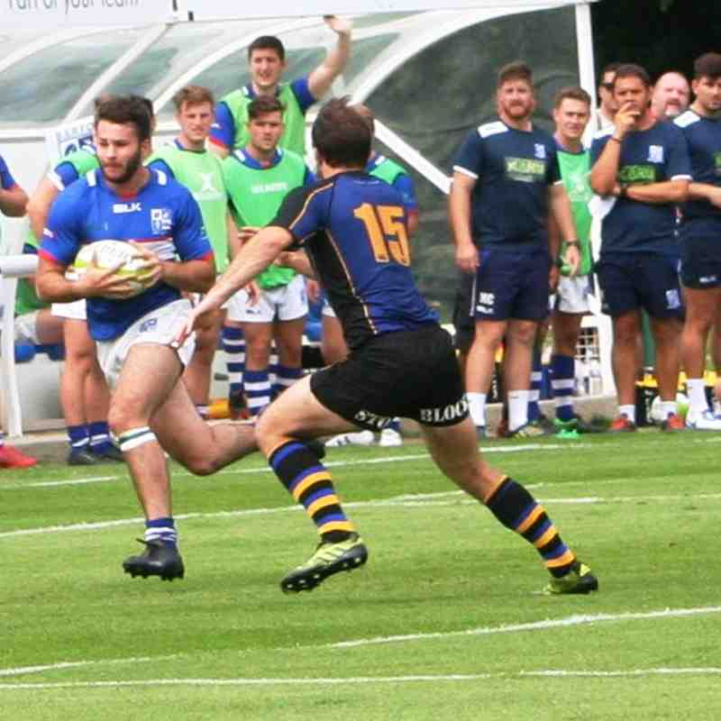 Blues vs Hertford - August 2017