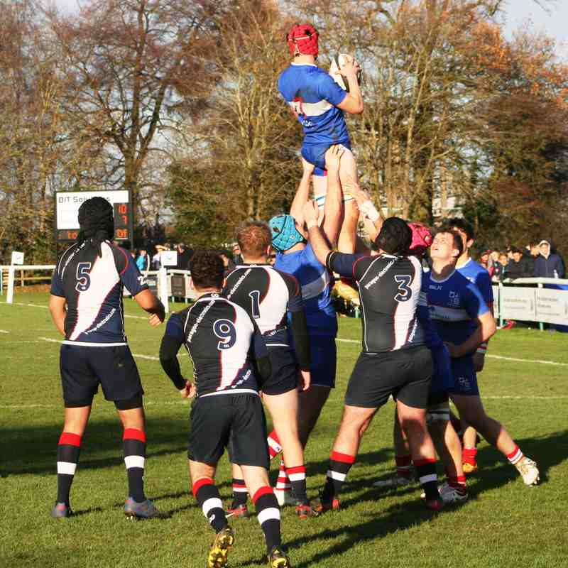 Colts vs Bedford Blues Nov 17