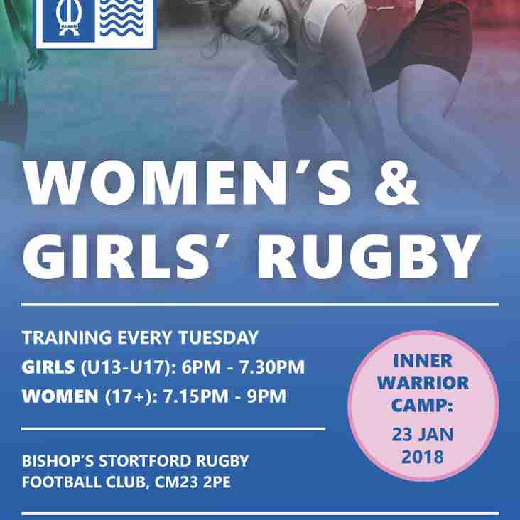 BSRFC Women's & Girls Rugby