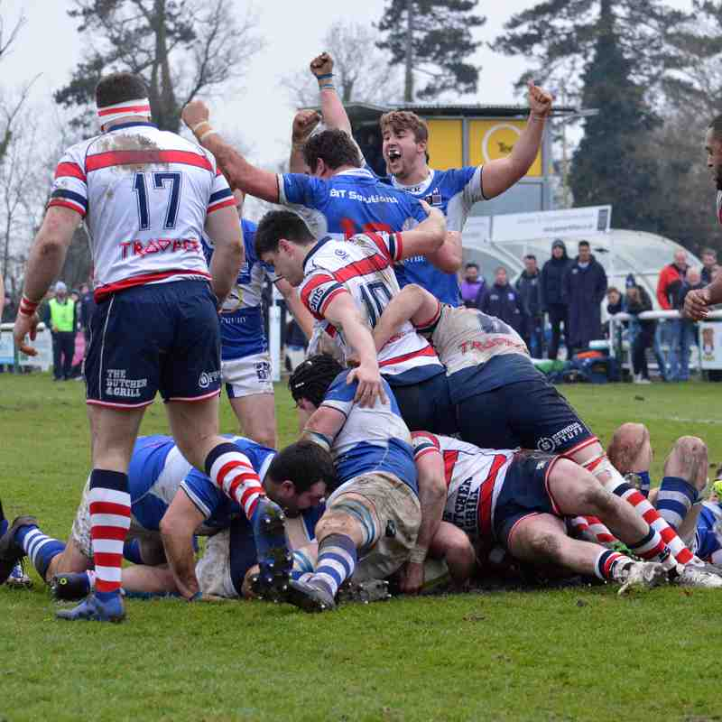 vs Rosslyn Park H Jan 2018