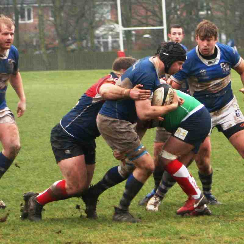 Vs Hull Ionians A Feb18