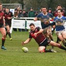Bishop's Stortford 1st XV 10 Birmingham Moseley 15