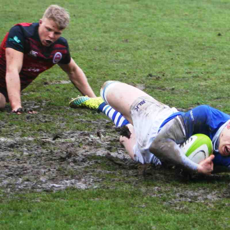 vs Birmingham Moseley (H) Feb 2018