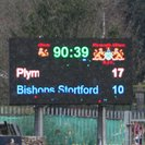 Plymouth Albion 17 Bishop's Stortford 1st XV 10