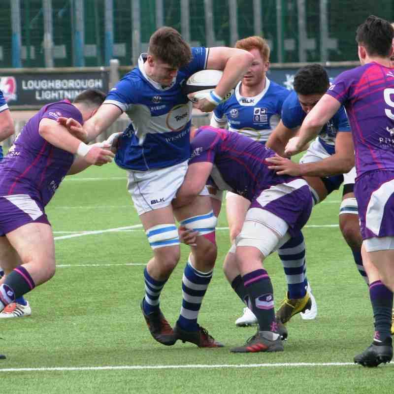 vs Loughborough students (A) April 2018