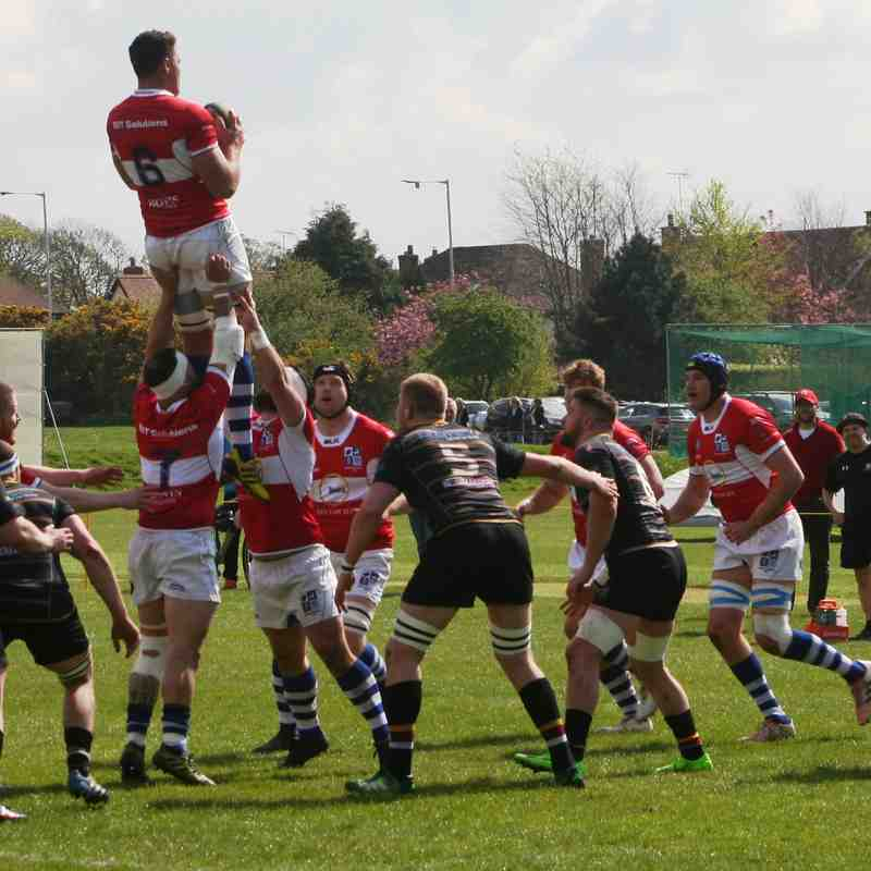 Vs Caldy A April 2018