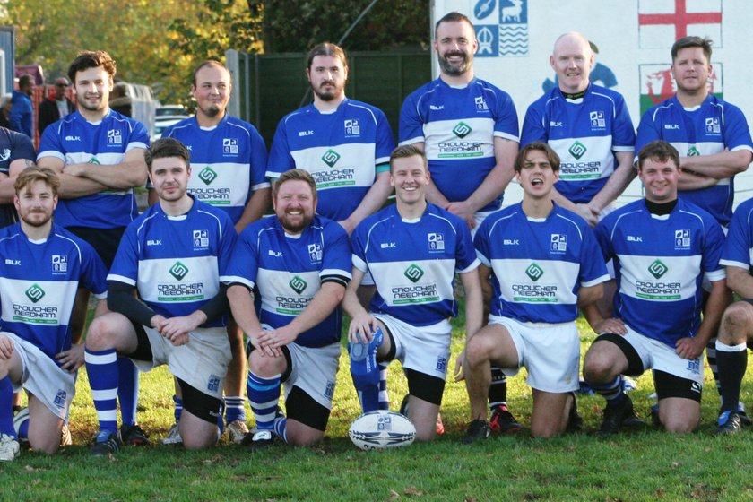 Abbotts beat Datchworth 3rd 61 - 7