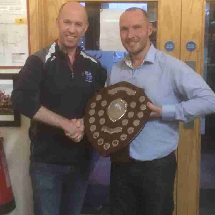 Clubman of the Year - Neil Clark
