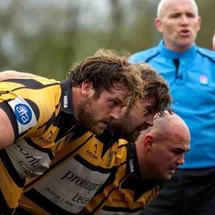Dave Peck returns to Hinckley RFC