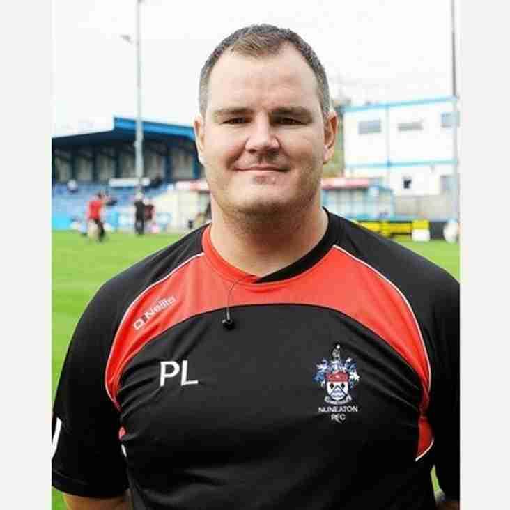 Hinckley appoint Phil Llewellyn as forwards coach