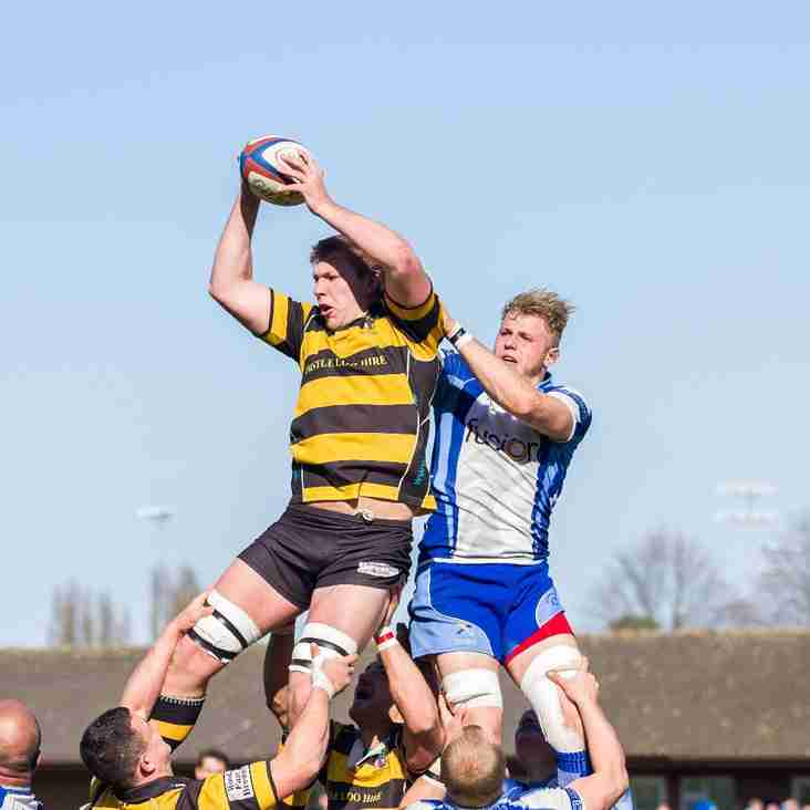 1st XV second row takes over as Under 14s Head Coach
