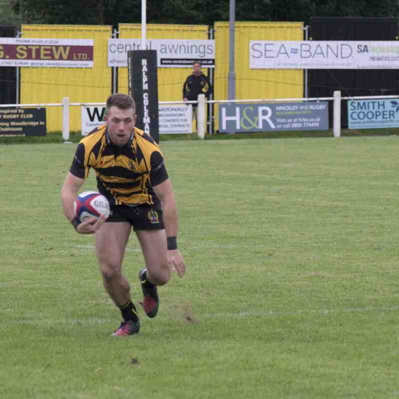 1st XV v Sedgley Park - Sat 24 Sep 2016