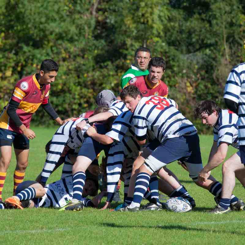 Westcombe Park colts - the season so far!