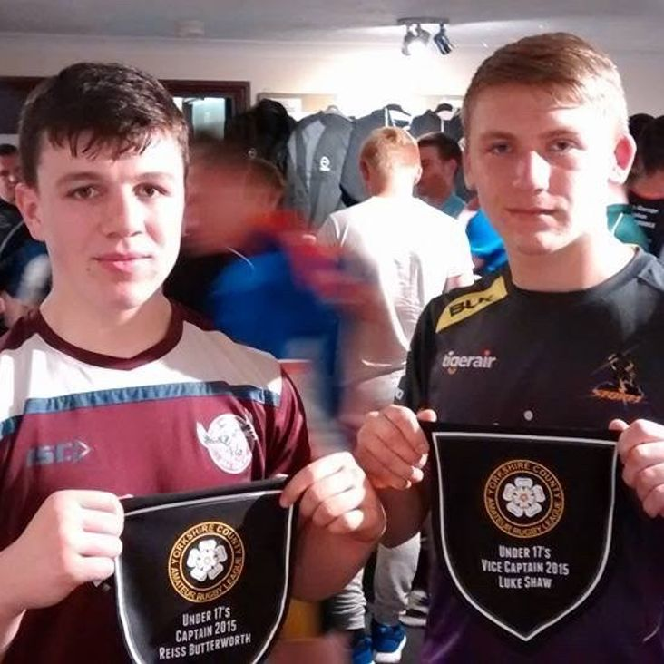 Hull Wyke&#039;s Luke Shaw selected for Yorkshire u19s squad<
