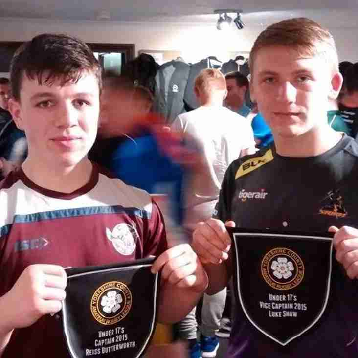 Hull Wyke's Luke Shaw selected for Yorkshire u19s squad