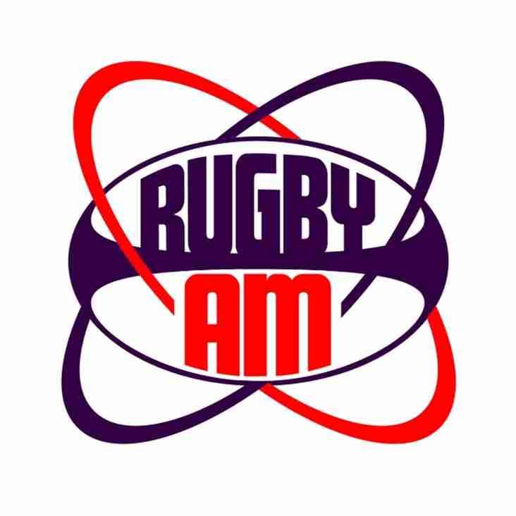 Hull Wyke on Rugby AM tonight