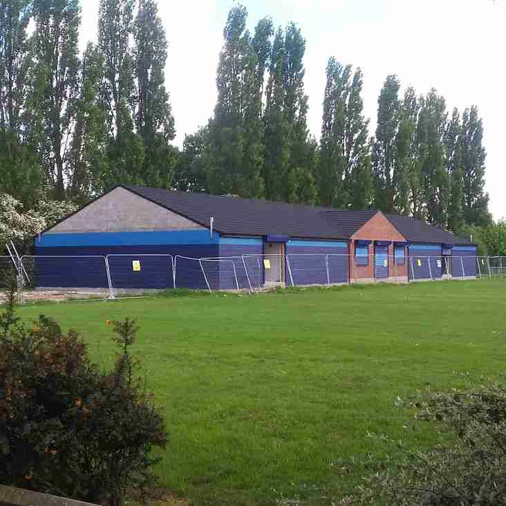 Plaster Boarders required for new clubhouse