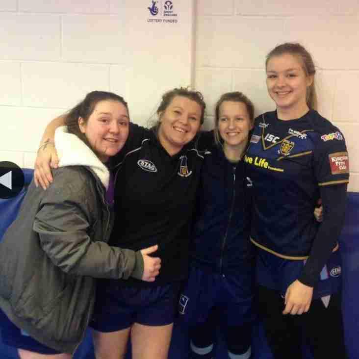 Hull Wyke Ladies players earn Origin call up
