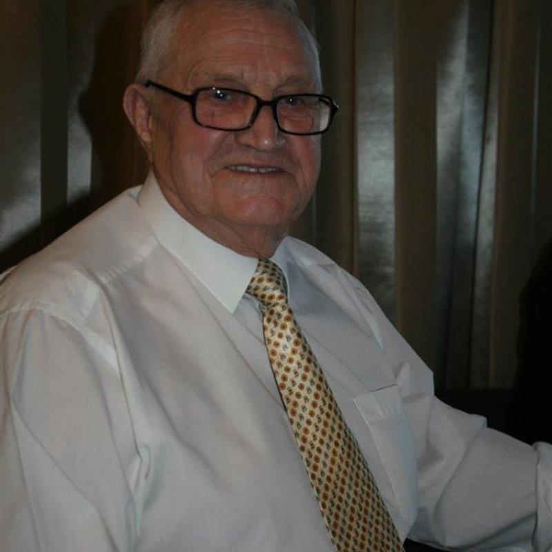 Arthur Bunting RIP