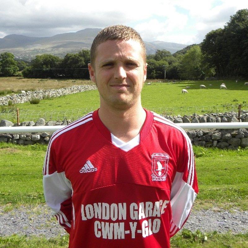 Player Sponsorship - Carl Griffiths