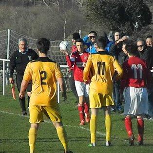 Llanrug United 1-0 Llanberis