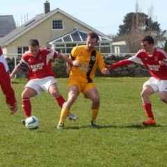 Llanrug United 4-2 St Asaph