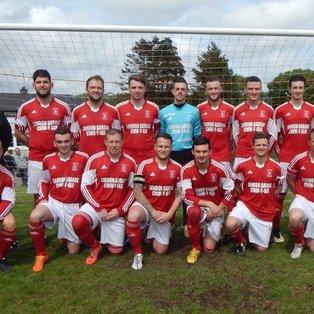 Llanrug United 1-1 Llangefni Town