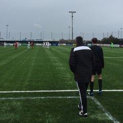 Abergele 0-2 Llanrug United
