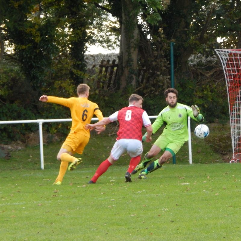 Llanrug United 0-1 St Asaph City