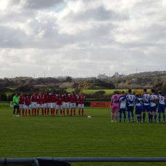 Holyhead Hotspurs 2-1 Llanrug Utd (05.11.2016)