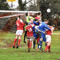 Llanrug United 1-3 Glantraeth (aet)