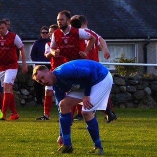 Llanrug United 1-1 Glantraeth